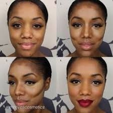 contour and highlight tutorial for darker skin tones how to makeup best highend makeup s