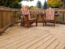 wood decking materials