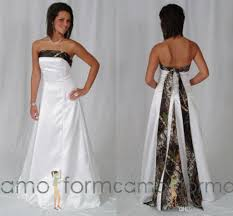 discount 2015 camo wedding dresses strapless sleeveless lace up