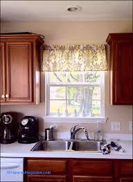 kitchen window valances