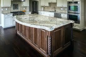 charming island countertop overhang kitchen island countertop overhang support