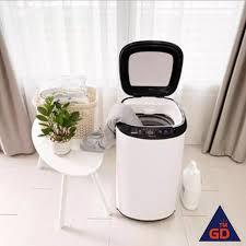 Máy giặt mini tự động giặt vắt sấy khô 4kg