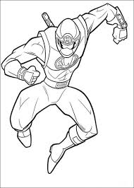 Power Rangers Coloring Pages Kids Super Heroes Coloring Pages Of