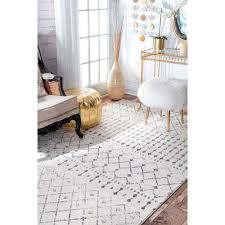 blythe grey rectangular 2 ft x 3 ft rug