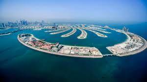 نخلة جميرا في دبي تضيف معلمًا جديدًا يوفر منظراً بزاوية 360 درجة للجزيرة  الاصطناعية - CNN Arabic