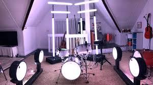 Epic Lighting Leds Josh Greens Epic Sensory Percussion Controlled Light Rig