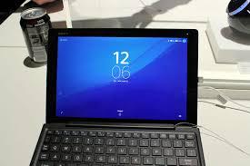 sony tablet z4. sony-tablet-z4-bluetooth-keyboard-photos-2 sony tablet z4