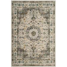 safavieh evoke gray gold 5 ft x 8 ft area rug