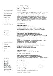Cyber Security Resume Example. Cyber Security Resume Objective ...