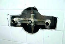 moen 2 handle shower faucet repair