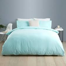 turquoise duvet cover sets washed cotton quilt cover set aqua target australia 59 for queen bed