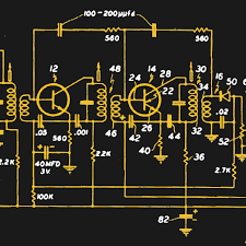 Cross contour drawings typically follow the rules of perspective, with lines drawn closer together in the distance and further apart in the foreground. Ask Hackaday How Do You Draw Schematics Hackaday
