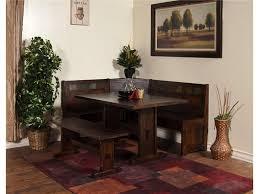 Sunny Designs Nook Sunny Designs Dining Room Santa Fe Breakfast Nook Set With