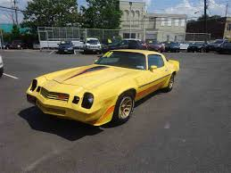 1981 Chevrolet Camaro for Sale on ClassicCars.com