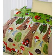 the big tree quilt cover set animal