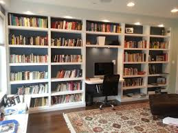 bookshelves for office. Bookshelves Contemporary Home Office Philadelphia A K For O
