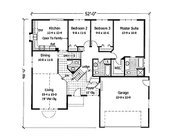 Herriman Modern Ranch Home Plan 091D0181  House Plans And MoreContemporary Ranch Floor Plans