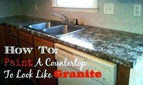 refinish laminate countertops to look like granite refinishing laminate co how to paint laminate countertops to