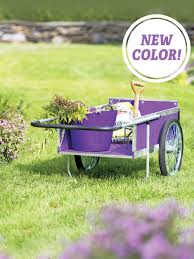 medium gardener s supply cart