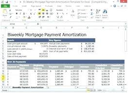 Mortgage Calculator Extra Payment Excel Mortgage Payoff Calculator