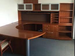 executive office furniture sets stylish u shaped desk used for