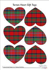 tartan heart gift s tartan gift s holidays crafts
