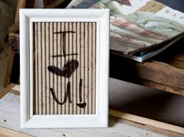 DIY: Upcycled Picture Frame to Dry Erase Board | tiffanylanehandmade