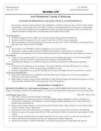 mortgage broker job description resume resume example mortgage broker resume  bank loan officer job description bank