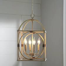 4 light lantern pendant costco birch lane candle style chandelier