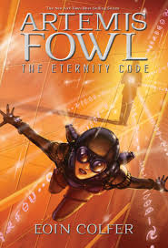 amazon the eternity code artemis fowl book 3 9781423124535 eoin colfer books