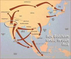 Buddhist Lineage Chart A Short History Of The Buddhist Schools Ancient History