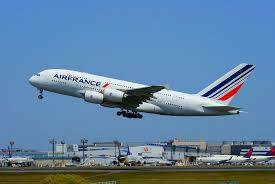 Air France A380 800 Seat Chart Air France Fleet Airbus A380 800 Details And Pictures