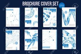 Layouts Blue Blue Brochure Mega Set Template Layouts Cover Design Annual