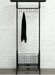 rustic clothes rack metal coat and clothing rack rustic pipe clothes rack