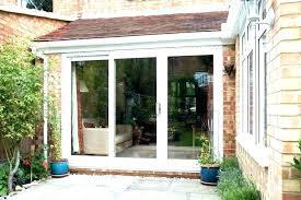 sliding door cost outstanding folding patio doors cost internal folding sliding doors bi folding patio doors
