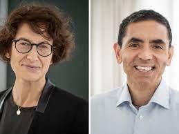 Uğur Şahin and Özlem Türeci: German 'dream team' behind vaccine |  Coronavirus