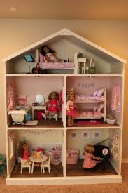 American Girl Doll or 18 inch doll House Plans. $19.95, via Etsy.