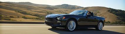 fiat 124 spider power and performance