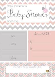 baby shower invitation blank templates 11 best baby shower invitations images on pinterest baby shower