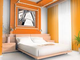 Orange Bedroom Decor Orange Curtains Bedroom