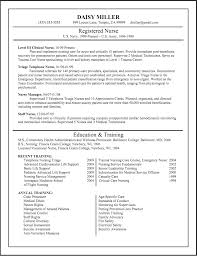 resumes nurses template for a job shopgrat resume template example of new grad nurse resume template database resumes for nurses te