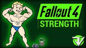 Fallout 4 Perk Chart Strength Perks Analysis S P E C I A L Stats In Fallout 4