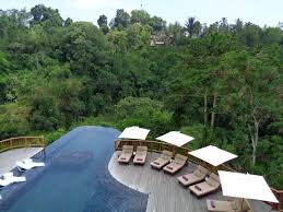 the most beautiful hotel in bali hanging gardens ubud