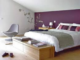 Romantische Lila Schlafzimmer Dekoration Abgestimmt Mit Weißen