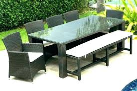 fancy costco outdoor table 44 furniture clearance patio sets