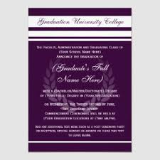 Formal College Graduation Announcements Minimal Graduation Invitations Graduation Invitations