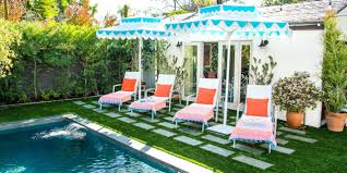 patio deck decorating ideas. Pool Area Decor Patio Outdoor Deck Decorating Ideas