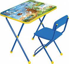 Комплект <b>мебели Nika</b> kids Хочу все знать - купить в Москве ...