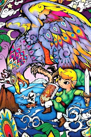 legend of zelda stained glass stained glass wall decal king legend of zelda stained glass fabric