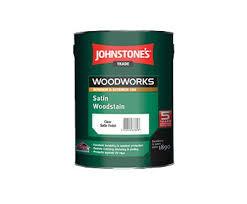 Satin Woodstain Johnstones Trade Esi Interior Design